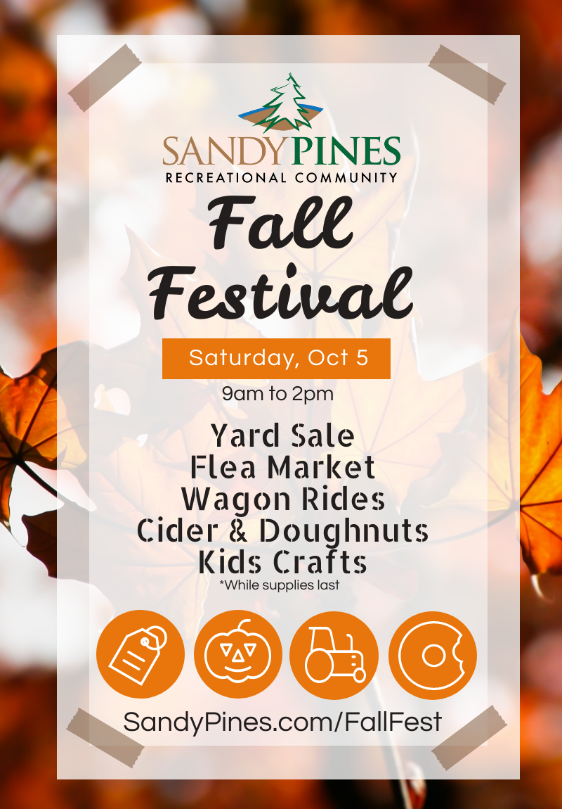 Fall Festival 2019 Event Poster