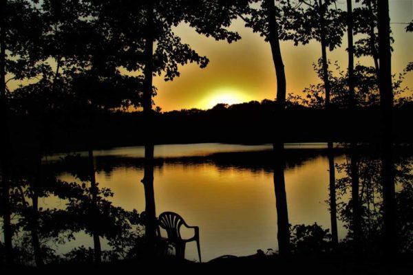 Lake Sunset-Bob Griffin