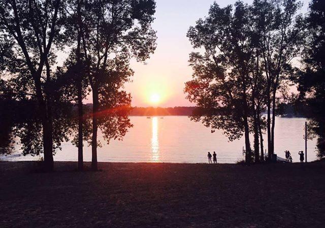 Korey Vance-Lake Sunset
