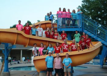 Sandy Pines Recreation Staff